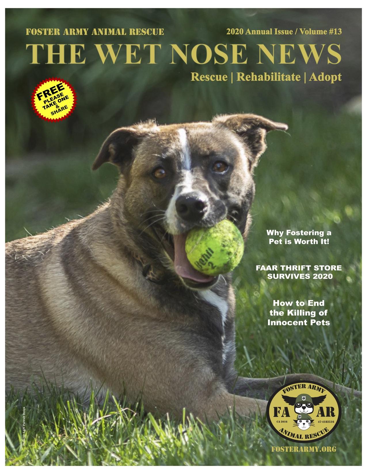 Save a pets life